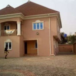 A Brand New 4 bed rm detach duplex at Grace Est Close MMA2 IKEJA lagos