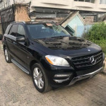 Pristine Clean Mercedes Benz ML 350 for grabs