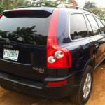 Volvo xc90 for sale at a give away price