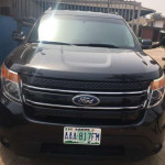 Very clean 2012 ford explorer limited edition