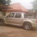 Used Ford Explorer Truck up for sale.