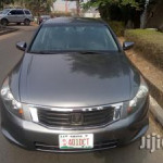 Honda Accord 2008 Gray