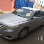 Tokunbo Toyota Camry 2010 Silver