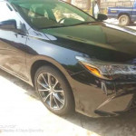 Toyota Camry 2016 Wireless Charging, very fresh as new