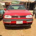 Clean first body golf3 wagon for sale
