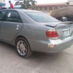 A Year Used Toyota Camry 2005