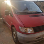 Mercedes-benz Vito 2003 Red