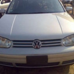 Very Clean Tokunbo Golf 4 For auction Sale