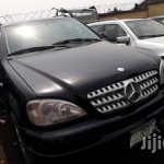 Affordable Mercedes Benz Ml320 2001 Black