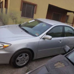 Very clean Tokunbo 2004 toyota camry full option