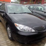 TOYOTA CAMRY 2009 MODEL FOR AUCTION SALE