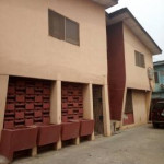 14 bedroom block of flats for sale Isolo Road, Ago Palace, Isolo, Lagos