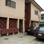 13 bedroom block of flats for sale Ago Palace Way, Okota, Isolo, Lagos