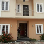 5 bedroom semi-detached duplex for sale Abijo, Lekki, Lagos