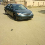 Very Clean Toyota Camry 2002 Green Tincan Cleared