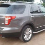 Ford Explorer 2013 model Tokunbo