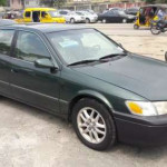Sharp 2001 Toyota Camry for full option first body.