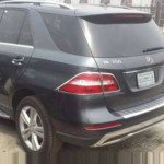 Mercedes Benz Ml350 4matic Suv usa Direct tokunbo