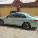 Registered Honda Accord 2004 Blue