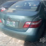 Toyota Camry 2008 Green