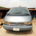 Toyota previa up for sale