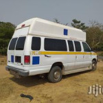 Ford Bus 1999 White