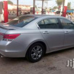 Honda Accord 2011 Silver