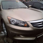 Tokunbo Honda Accord 2009, Very OK