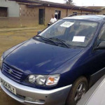 Tokunbo Toyota Picnic 2000  For auction sale