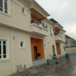 3 bedroom flat for rent Sangotedo, Ajah, Lagos