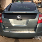 Honda Accord Crosstour 2011 Green