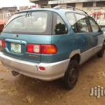Clean Nigerian Used Toyota Picnic 2001 Blue