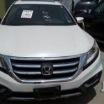 Honda Accord Crosstour 2014 White