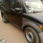 Honda Element Nigerian used
