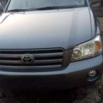 check this Toyota  highlander a/c auto drive alloy wheels  three  rose