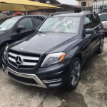 Tokunbo 2014 model Mercedes Benz GLK 350 4matic available for sale