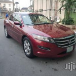 Honda Accord CrossTour 2011 EX-L Red