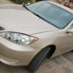 Toyota Camry aka big daddy accident free.going for good price tnx