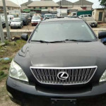 Very neat and Clean Lexus RX330 ,lagos cleared tokunbo, clean leather