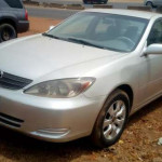 An altra clean first body Toyota Camry big daddy