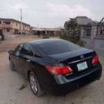 A very clean LEXUS es350 is available for sale