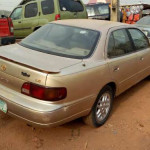 Toyota Camry orobo first body with everything working a/c chilling