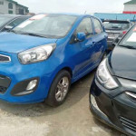 Clean Kia Picanto 2016 for sale in PortHarcourt