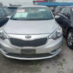 Clean Kia Cerrato 2014 for sale in PortHarcourt