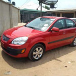 Very clean Kia Rio for sale