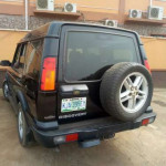 Very clean few months registered Land Rover Discovery