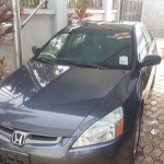 Honda Accord 2005 Gray