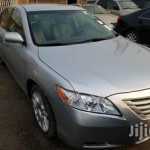 Toyota Camry 2008 2.4 LE Silver