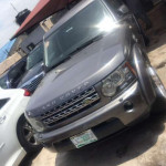 Land Rover Discovery LR4 2011 Model