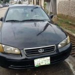 Clean 2002 Toyota Camry